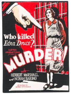 клатч-книга Murder Olympia Le-Tan