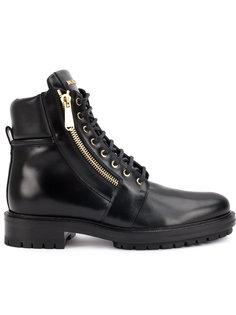 ботинки по щиколотку на шнуровке Balmain