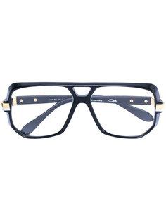 очки с массивной оправой Cazal