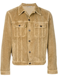 бархатная куртка  Stella McCartney