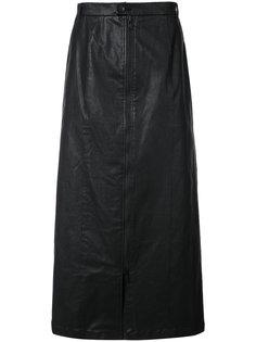юбка на молнии спереди Bmuet(Te)