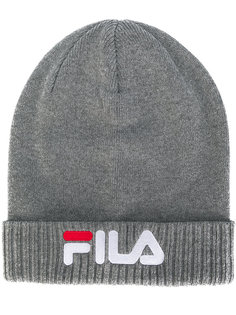 шапка-бини с логотипом Fila