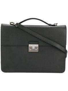 clasp fastening laptop bag  Furla