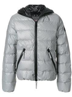 пуховая куртка с капюшоном Hydrogen
