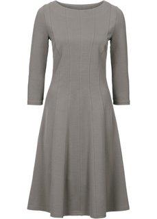 Платье (серо-коричневый) Bonprix