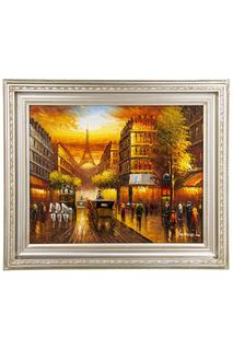 """Картина """"Вечерний Париж"""" JANE AND JACK ART STUDIO"""