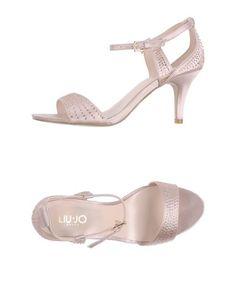 Босоножки на каблуке LIU •JO Shoes