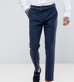 Супероблегающие брюки Noose & Monkey - Темно-синий