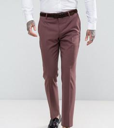 Супероблегающие брюки Noose & Monkey - Фиолетовый