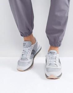 Серые кроссовки Saucony Jazz Original S70353-1 - Серый