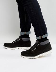 Ботинки чукка Timberland Bradstreet - Черный
