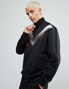 Черная спортивная куртка Cheap Monday Wiz - Черный