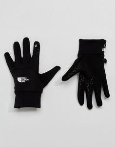 Черные перчатки для сенсорных гаджетов The North Face - Черный