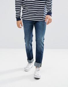 Узкие джинсы Lee Rider - Темно-синий