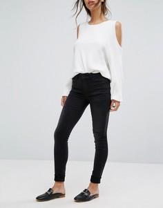Узкие джинсы Vila - Серый