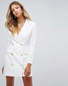 Платье мини Missguided - Белый