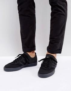 Черные кроссовки adidas Skateboarding Lucas Premiere BB8550 - Черный