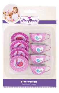 Игра Mary Poppins Набор посуды Птички 453078
