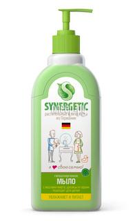 Средство для ухода за руками Synergetic Мыло жидкое 0.5L 4613720438976