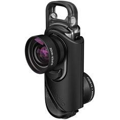 Аксессуар Объектив Olloclip Core Lens Set для iPhone 7/7 Plus OC-0000213-EU Black