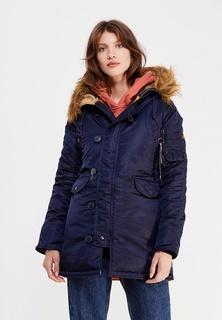 Куртка утепленная Alpha Industries N3B
