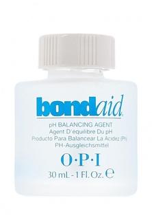 Средство по уходу за ногтями O.P.I OPI восстановитель ph баланса ногтя Bond-Aid, 30 мл