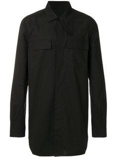 7e5e887699570f9 Мужские рубашки Rick Owens Drkshdw – купить рубашку в интернет ...