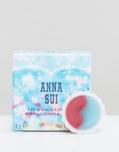 Блестящая губная помада и иллюминайзер ограниченной серии Anna Sui - Розового и синего цвета - Мульти