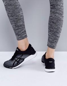 Темно-серые кроссовки Asics Running Fuze X Rush - Серый
