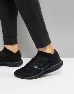 Черные кроссовки adidas Football Nemiziz BB3660 - Черный