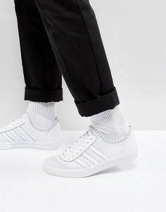 Белые кроссовки adidas Skateboarding Lucas Premiere CQ1229 - Белый