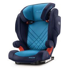 Автокресло Recaro Monza Nova 2 Seatfix Xenon Blue 6151.21504.66