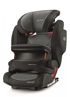 Автокресло Recaro Monza Nova is Seatfix Carbon Black 6148.21502.66