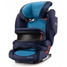 Автокресло Recaro Monza Nova is Seatfix Xenon Blue 6148.21504.66