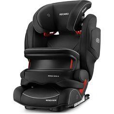 Автокресло Recaro Monza Nova is Seatfix Perfomance Black 6148.21534.66