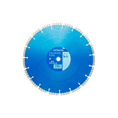 Диск Hitachi 773014 алмазный отрезной по бетону 350x20.0mm
