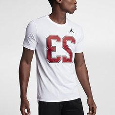 Мужская баскетбольная футболка Jordan 23 Nike