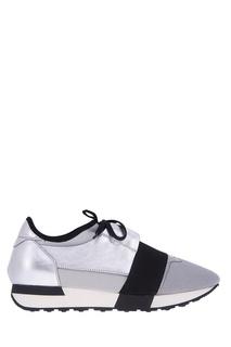 Текстильные кроссовки Balenciaga