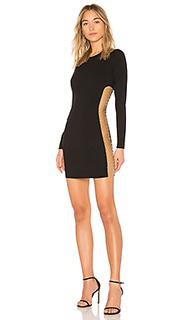 Обтягивающее платье miller - h:ours