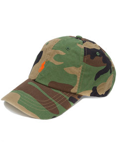 камуфляжная кепка Polo Ralph Lauren