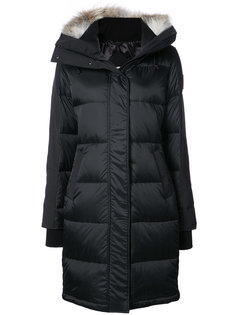 goose down padded coat Canada Goose