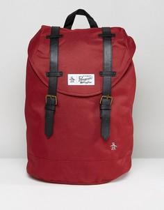 Рюкзак с двумя ремешками Original Penguin - Красный
