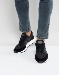 Черные кроссовки adidas Originals Iniki Runner Boost BY9730 - Черный
