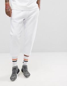 Белые джоггеры adidas Originals EQT Hawthorne BQ2088 - Белый