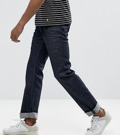 Темные джинсы прямого кроя Diesel Larkee 084HN - Темно-синий