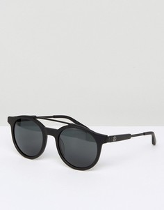 Солнцезащитные очки в стиле ретро Stussy Luca - Черный
