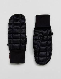 Черные перчатки The North Face Thermoball - Черный