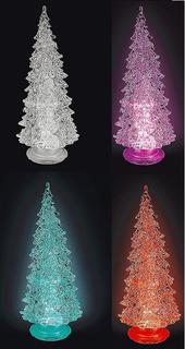 Новогодний сувенир Mister Christmas Елка CT-RGB-15