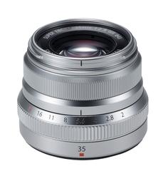 Объектив FujiFilm XF 35 mm F/2 R WR Silver*