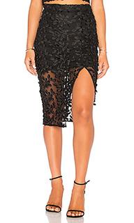 Кружевная юбка fiona - Bardot